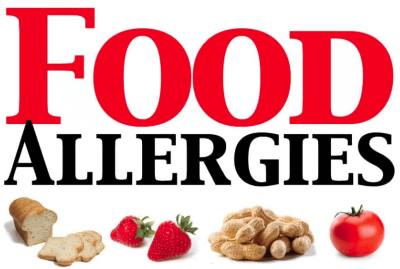 Food allergies nowadays