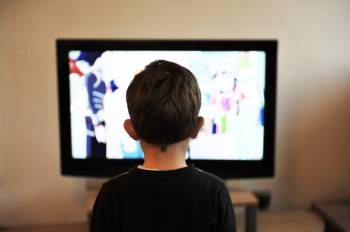 How watching tv impact kids