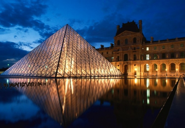 Louvre: NEN Gallery
